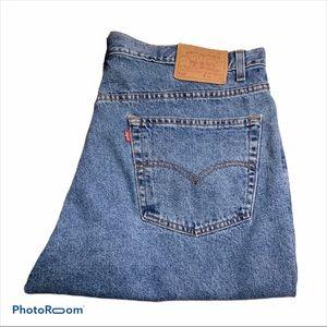 Levi's 505 Jean shorts size 42 men EUC